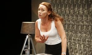 Lucianne McEvoy in Ulster American.