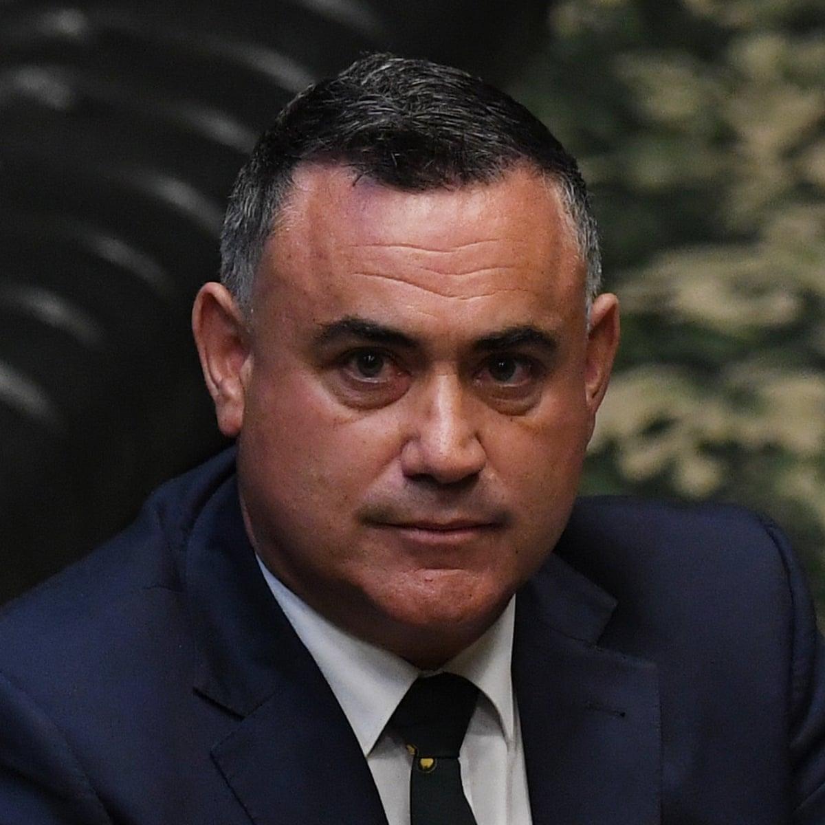 Struggling Nsw Nationals Leader John Barilaro Takes Four Weeks Mental Health Leave Australia News The Guardian