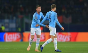 Stones' partnership with Aymeric Laporte has dynamic potential