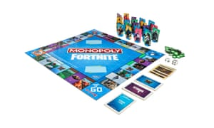 Monopoly: Fortnite Edition Board Game, £21.99, Smyths Toys