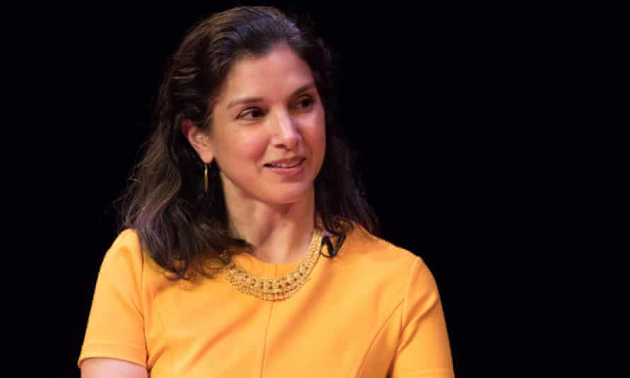 Prior to joining the New York Times a year ago, Radhika Jones was deputy managing editor at Time.