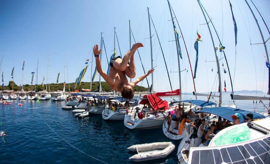 Sail Week Croatia