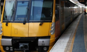 A Sydney train