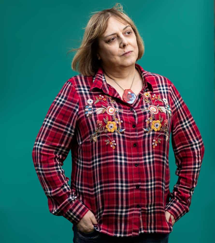 Transgender woman Bethan Henshaw