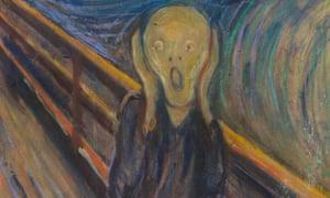 Edvard Much The Scream