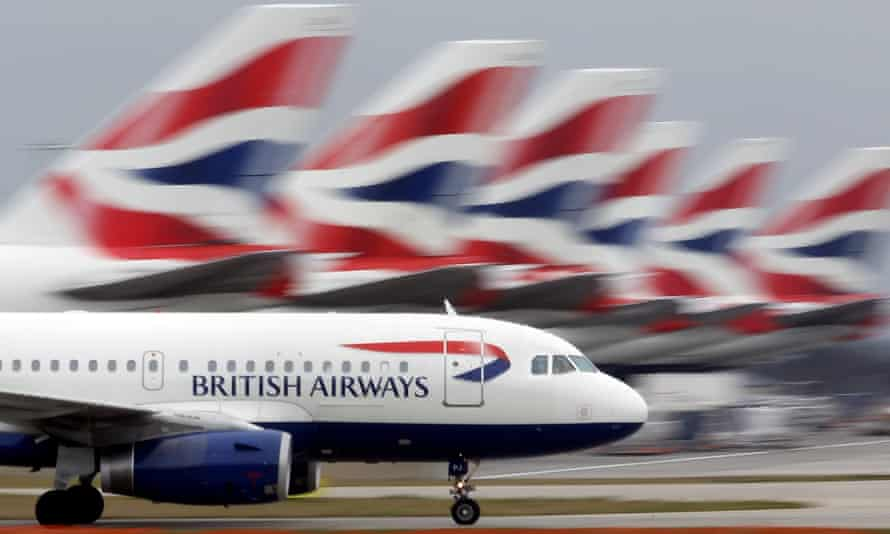Shares in IAG, the owner of British Airways, fell 3% as investors weighed the impact of the hack on ticket sales.