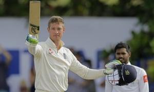 Keaton Jennings hits undefeated 146 as England set Sri Lanka 462 to