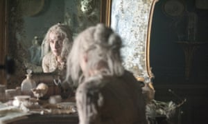 Gillian Anderson as Miss Havisham in the BBC's Great Expectations adaption from 2011.