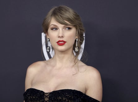 At Swift's shows, kiosks marked as 'selfie stations' scanned fans' faces.