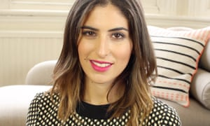Beauty blogger Lily Pebbles