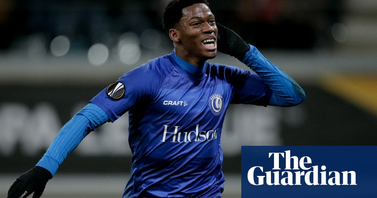 Jonathan David: the in-demand striker with his sights on the very top