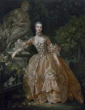 Madame de Pompadour, 1759, by François Boucher