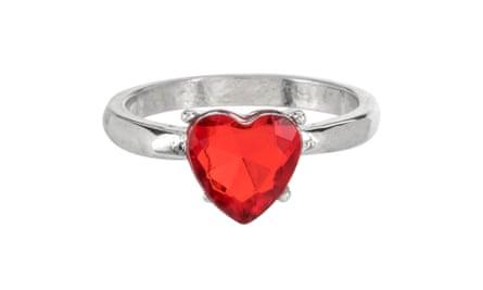 Poundland's £1 ring.