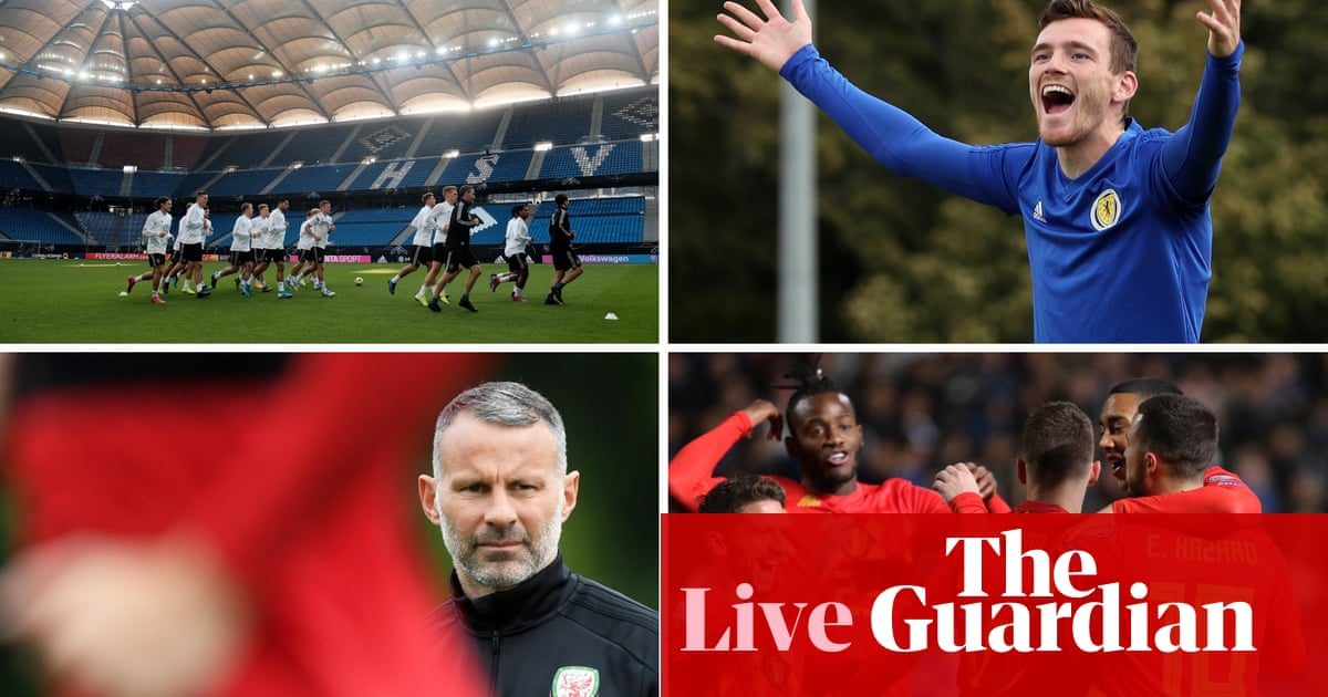 Euro 2020: Germany v Netherlands, Scotland and Wales in action – live!