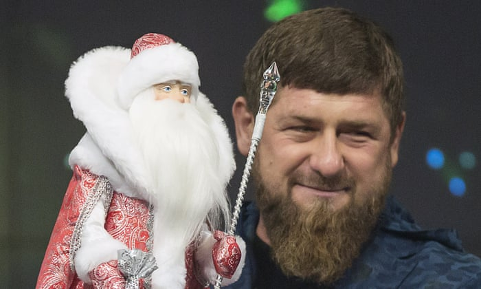 Russia Calls For Answers After Chechen Leader S Instagram Is Blocked Ramzan Kadyrov The Guardian