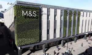 Marks & Spencer in Newcastle.
