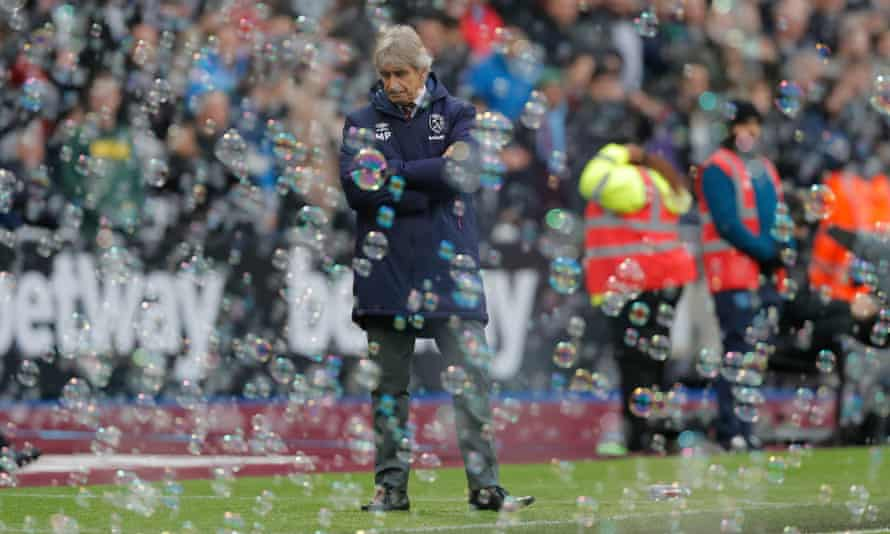 Manuel Pellegrini, West Ham manager