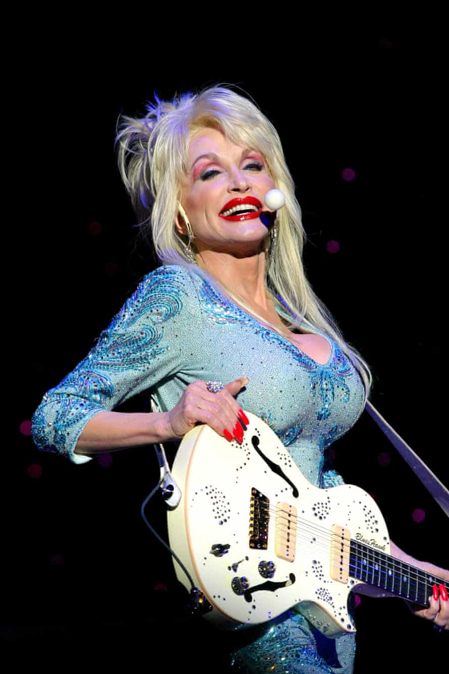 Dolly Parton came from a place where a woman's strength and independence is more about walk than talk.