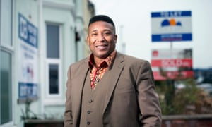 Del Brown bought his first house in 1996 and now has a £40m property portfolio.