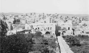 Ramallah in 1910