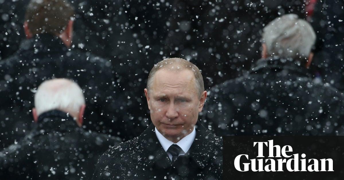 Vladimir Putin's politics of eternity | Timothy Snyder