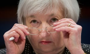 Janet Yellen called the December rate hike 'the end of an extraordinary seven-year period'.