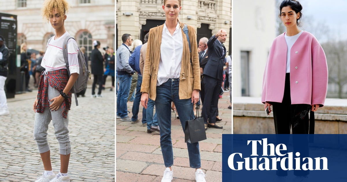 70093838ee8 What are the coolest trainers to wear right now? | Fashion | The ...
