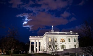 The White House on Thursday night, after the ninth circuit ruled that Donald Trump's travel ban will remain blocked.