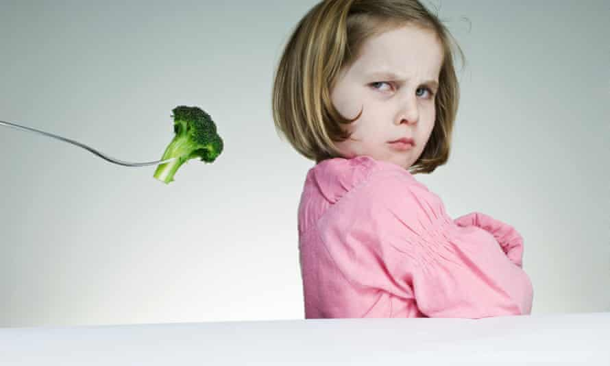 """<a href=""""http://www.sciencedirect.com/science/article/pii/S0195666307003182"""">One study</a> found kids were more likely to eat broccoli if a dash of sugar was added to it. After about six exposures, the children were happy to eat the veg by itself."""