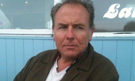 Emotionally homeless … Graham Caveney.