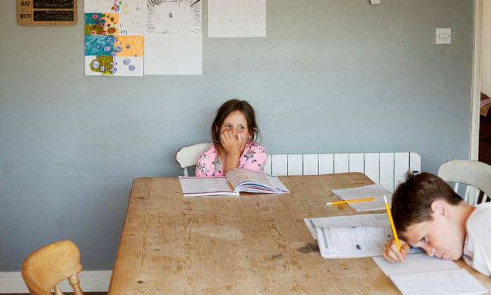 School is very oppressive': why home-schooling is on the rise