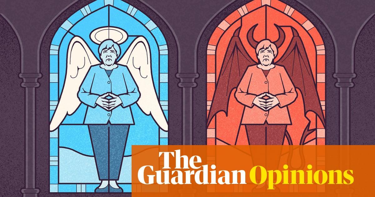 How the refugee crisis created two myths of Angela Merkel