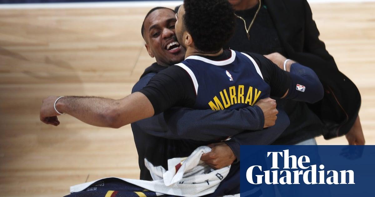 da8e6109113 NBA playoffs  Nuggets advance past Spurs as Raptors down 76ers ...