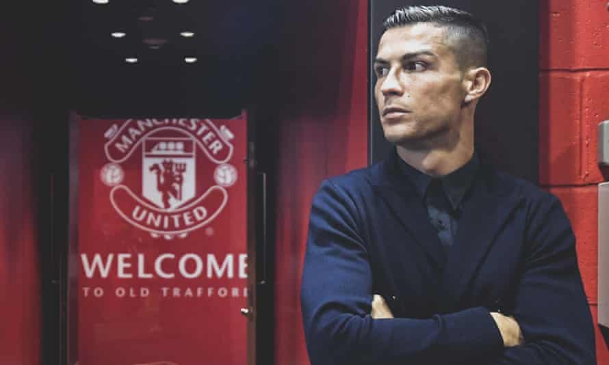 Welcome back': Manchester United agree €20m deal for Cristiano Ronaldo |  Transfer window | The Guardian