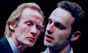 Bill Nighy and Andrew Lincoln in Blue/Orange