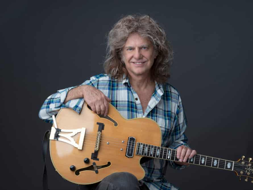 A fluid musical mind ... Pat Metheny.