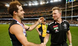 Nathan Buckley Might Just Be Too Normal To Succeed As An Afl Coach Jonathan Horn Sport The Guardian