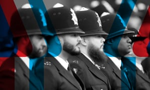 It will take 34 years before the police reach equivalence to today's population.