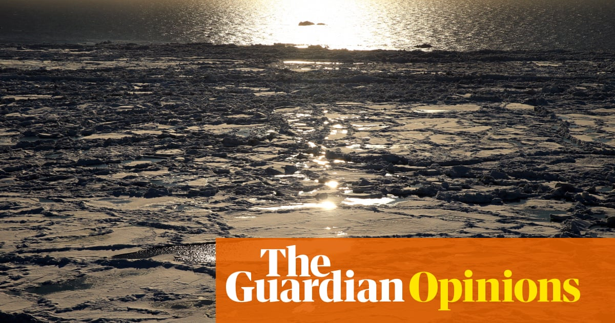 Alaska's vanishing ice threatens to destroy cultures – including our own | Victoria Herrmann