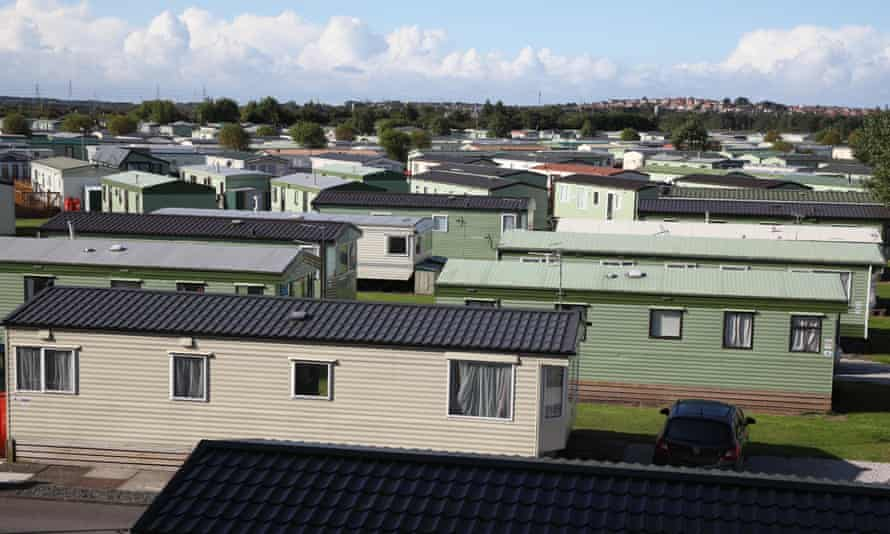 The vulnerable boy was also housed in a static caravan for four weeks.