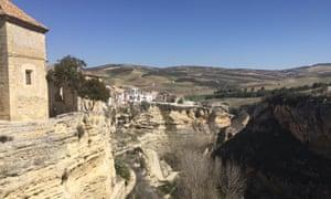 Los Tajos, Alhama de Granada