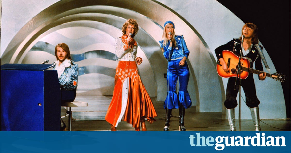 Abba announce new 'virtual and live experience' for 2018 | Music | The Guardian