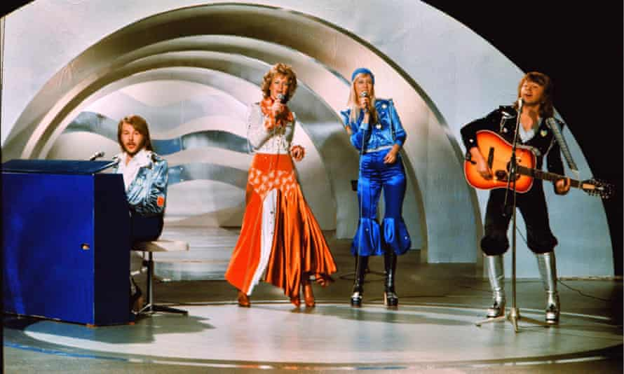 Abba … the way they were