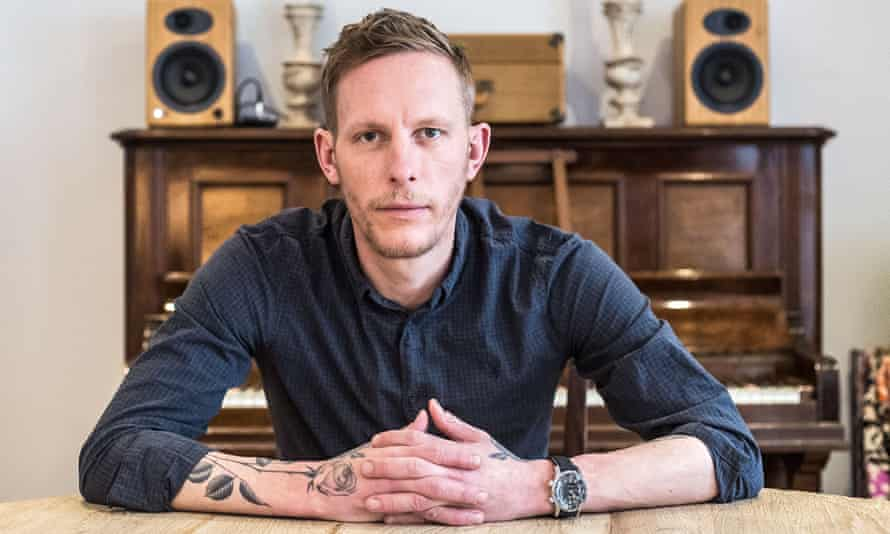 Laurence Fox, actor and singer-songwriter