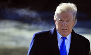 President Donald Trump leaves the White House enroute to Camp David. Donald Trump 'is not psychologically unfit, he has not lost it,' said one longtime friend.