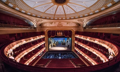 Live music returns to Royal Opera House for an online audience