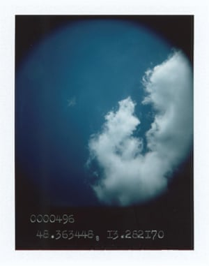 The Blue Skies Project by Anton KustersKusters was born in Belgium in 1974. The Blue Skies Project consists of 1,078 polaroid images, taken of the sky above the 1,078 second world war concentration camps. Stamped on each image are the coordinates of the place and the estimated number of victims in each camp. The work, which includes a piece of long-form sound art by Ruben Samama. There is a note for every victim. You can read more about the project here
