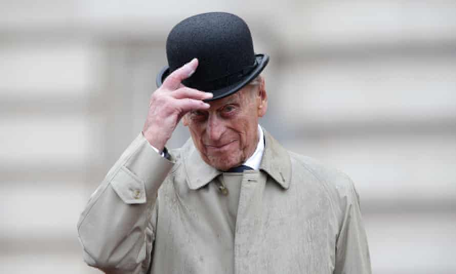 Prince Philip in 2017
