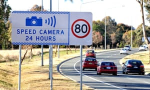 Speed cameras affected by the problem will be fixed in the 'next couple of days'.