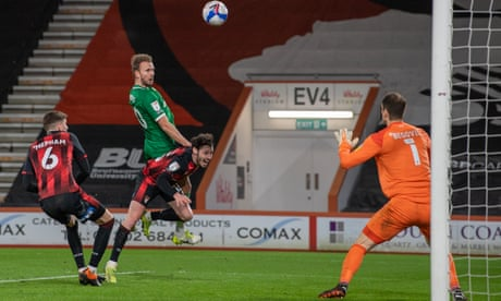 Championship roundup: Bournemouth fall to fourth successive defeat